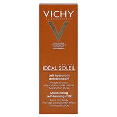 Vichy Ideal Soleil Selbstbräuner-Milch 100 Milliliter - Rückseite