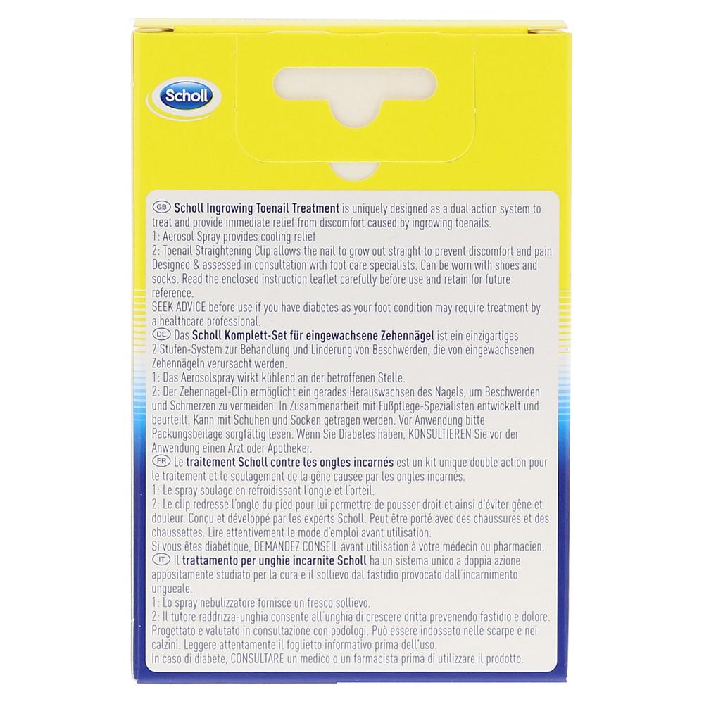 SCHOLL Eingewachsene Zehennu00e4gel Clips U0026 Spray 1 Stu00fcck Online Bestellen - Medpex Versandapotheke