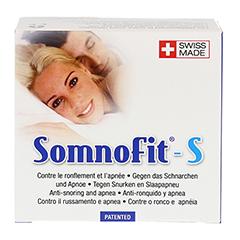 SOMNOFIT-S Schnarchschiene 1 Stück - Oberseite
