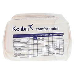 KOLIBRI comfort premium Einlagen anatomisch mini 28 Stück - Oberseite