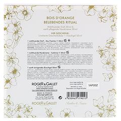 R&G Bois d'Orange Duft+Handcreme 1 Packung - Unterseite