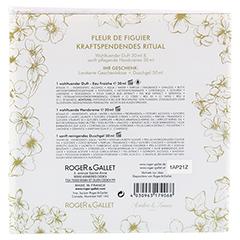 R&G Fleur de Figuier Set Duft+Handcreme 1 Packung - Unterseite