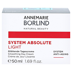 ANNEMARIE BÖRLIND System Absolute Tagescreme light 50 Milliliter - Vorderseite
