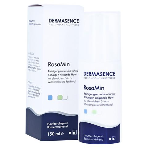 Dermasence Rosamin Reinigungsemulsion 150 Milliliter