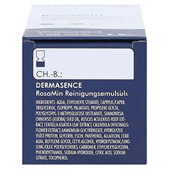 Dermasence Rosamin Reinigungsemulsion 150 Milliliter - Unterseite