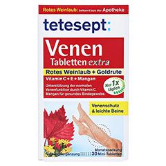 TETESEPT Venen Tabletten 30 Stück - Vorderseite