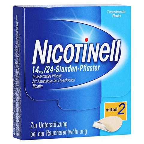 Nicotinell 14mg/24 Stunden 7 Stück