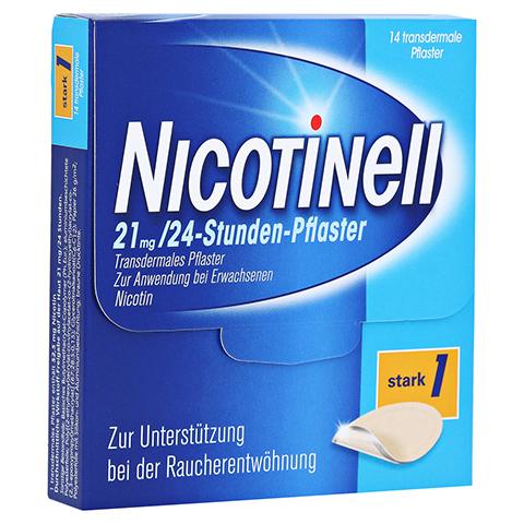 Nicotinell 21mg/24 Stunden 14 Stück
