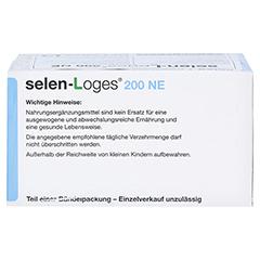 selen-Loges 200 NE 200 Stück - Unterseite