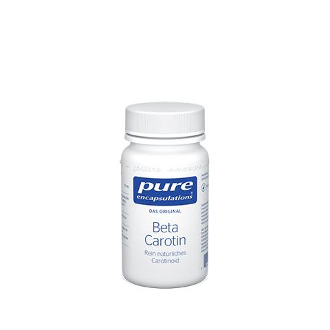 PURE ENCAPSULATIONS Beta Carotin Kapseln 90 Stück