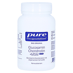 PURE ENCAPSULATIONS Glucosamin+Chondr.+MSM Kapseln 60 Stück