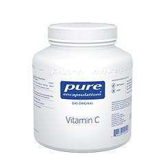 PURE ENCAPSULATIONS Vitamin C Kapseln 250 Stück