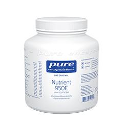 PURE ENCAPSULATIONS Nutrient 950E o.Cu/Fe/Jod 180 Stück