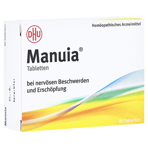MANUIA Tabletten 80 Stück N1