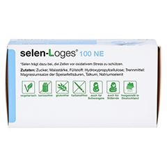 selen-Loges 100 NE 100 Stück - Oberseite