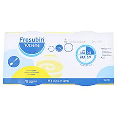 FRESUBIN YOcreme Lemon 4x125 Gramm - Vorderseite