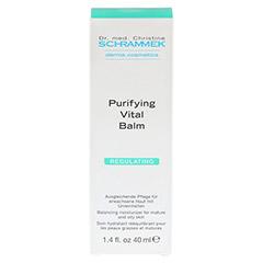 Dr. Schrammek Purifying Vital Balm 40 Milliliter - Vorderseite