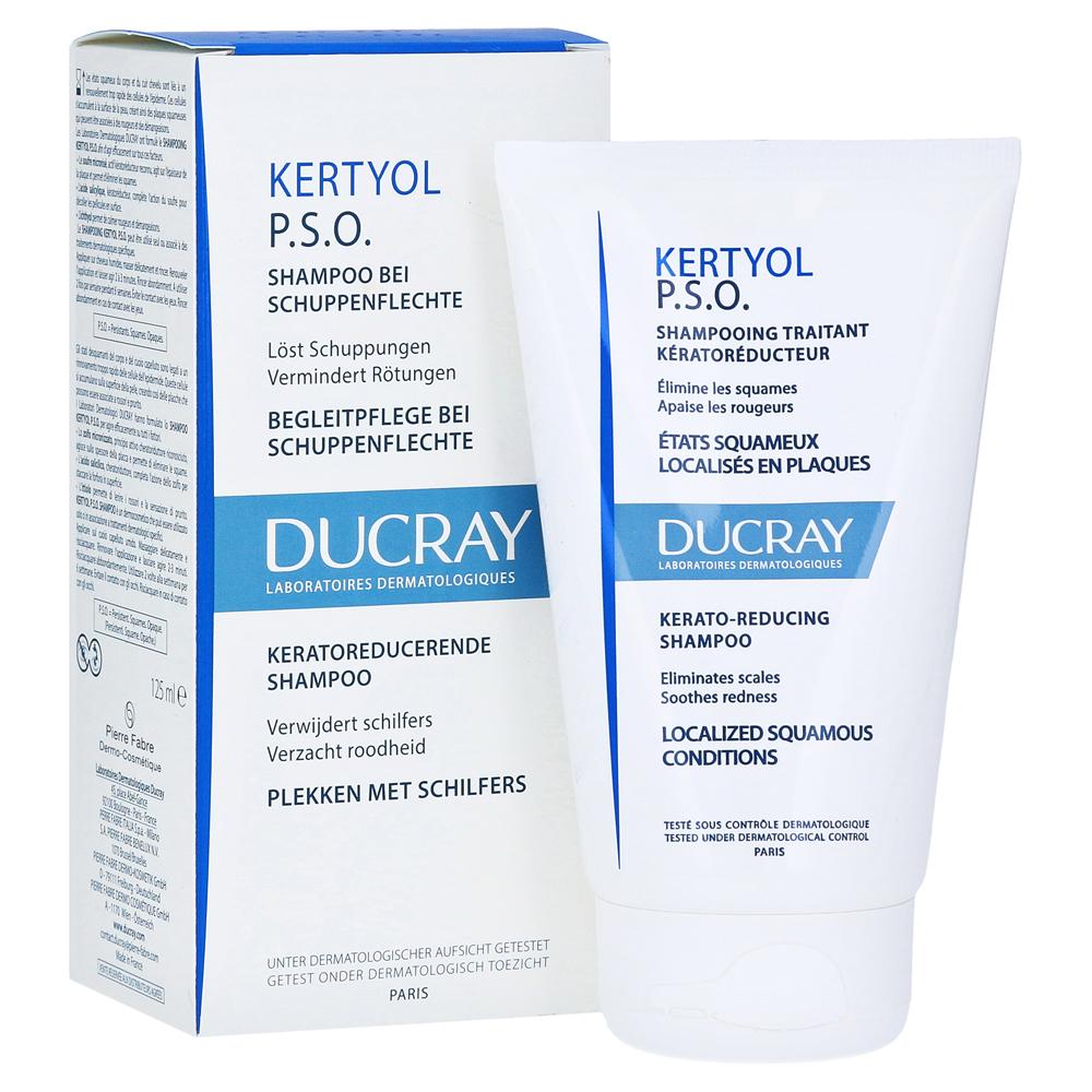 erfahrungen zu ducray kertyol pso shampoo bei psoriasis 125 milliliter medpex versandapotheke. Black Bedroom Furniture Sets. Home Design Ideas