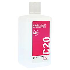 ORO C20 Hände- und Hautdesinfektion 500 Milliliter
