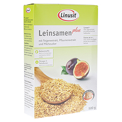 LINUSIT Leinsamen plus 500 Gramm