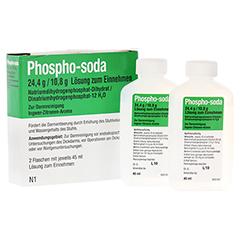 PHOSPHO-soda 24,4 g/10,8 g Lösung zum Einnehmen 2x45 Milliliter N1