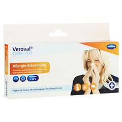 VEROVAL Allergie-Erkennung Selbsttest 1 Stück