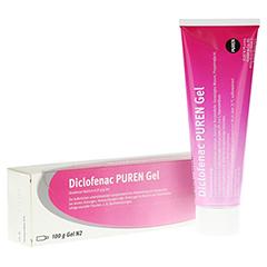 Diclofenac PUREN 100 Gramm N2