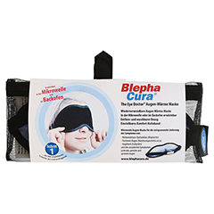 BLEPHACURA TED Augen-Wärme-Maske 1 Stück
