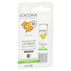 LOGONA Reichhaltiger Lip Balm 4.5 Gramm