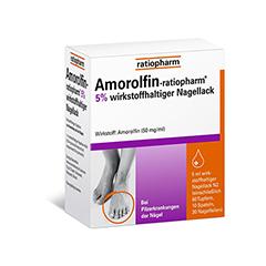 Amorolfin-ratiopharm 5% 5 Milliliter N2