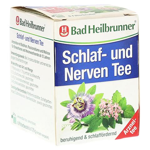 Bad Heilbrunner Schlaf- und Nerven Tee 8 Stück