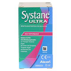 SYSTANE Ultra Benetzungstropfen 3x10 Milliliter - Vorderseite