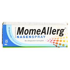MomeAllerg 50 Mikrogramm/Sprühstoß 10 Gramm - Vorderseite
