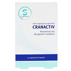CRANACTIV Kapseln 30 Stück - Vorderseite
