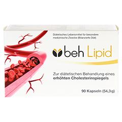 BEH Lipid Kapseln 90 Stück - Vorderseite