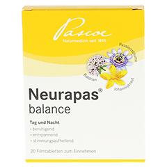 NEURAPAS Balance Filmtabletten 20 Stück - Vorderseite