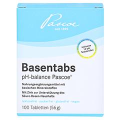 BASENTABS pH Balance Pascoe Tabletten 100 Stück - Vorderseite