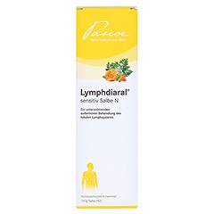 LYMPHDIARAL SENSITIV Salbe N 100 Gramm N2 - Vorderseite