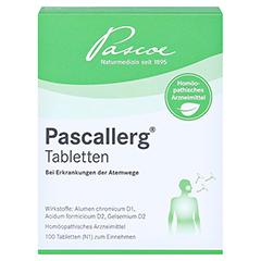 PASCALLERG Tabletten 100 Stück N1 - Vorderseite