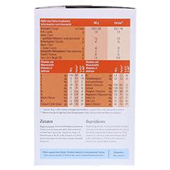 MERITENE Kraft und Vitalität Vanille Pulver 6x15x30 Gramm - Linke Seite