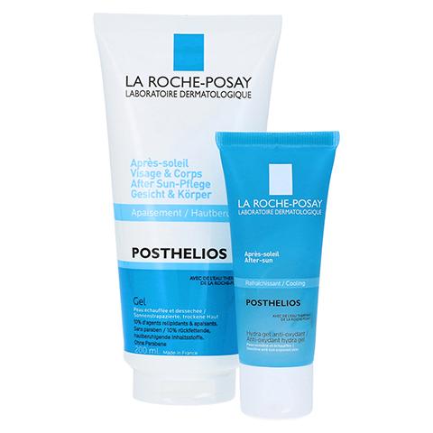 ROCHE POSAY Posthelios Apres-Soleil + gratis La Roche Posay Posthelios After-Sun 200 Milliliter