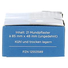 PRONOX Schnarchpflaster 21 Stück - Linke Seite