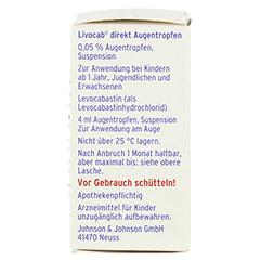 Livocab direkt 4 Milliliter N1 - Linke Seite