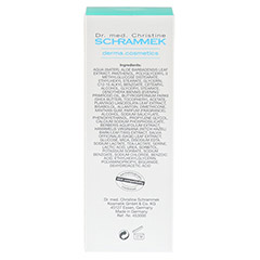 Dr. Schrammek Special Regulating Cream 50 Milliliter - Rückseite
