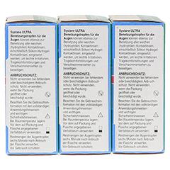SYSTANE Ultra Benetzungstropfen 3x10 Milliliter - Rechte Seite