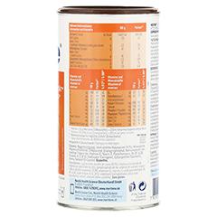 MERITENE Kraft und Vitalität Schokolade Pulver 12x270 Gramm - Rechte Seite