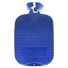 FASHY Wärmflasche Halblamelle saphir 1 Stück - Rückseite