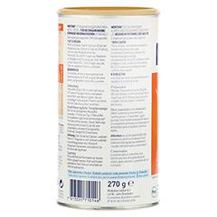MERITENE Kraft und Vitalität Kaffee Pulver 12x270 Gramm - Rückseite