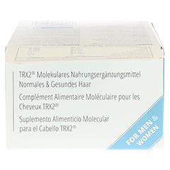 TRX2 molekulares NEM Haarwachstum & mehr Vol.Kaps. 90 Stück - Unterseite