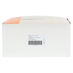 HANSAPOR steril Wundverband 5x7,2 cm 100 Stück - Unterseite